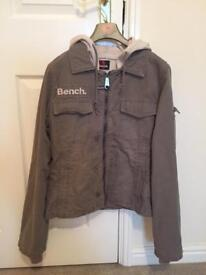 Bench jacket size small