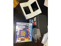 Nintendo DS bundle. Case, games, console and charger.