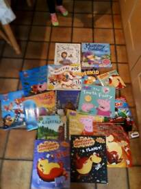 Kids dvd and book bundle.