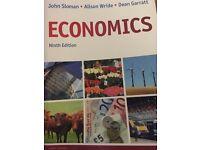 9th Edition Economics Textbook