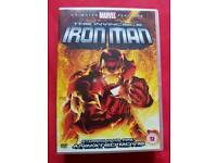 Iron-man dvd