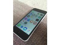 iPhone 5c 16gb (unlocked) White