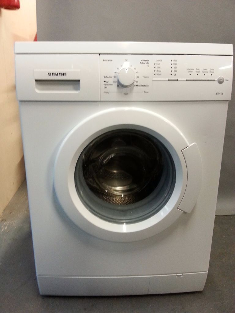 siemens washing machine 3 months warranty delivery available in devon cornwall. Black Bedroom Furniture Sets. Home Design Ideas