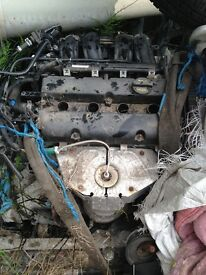Nissan nv200 complete engine