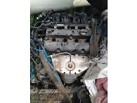 Nissan nv200 complete engine