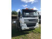 2012/61 DAF CF85.410 Grab Tipper Lorry Truck