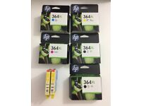 Genuine HP 364XL printer ink