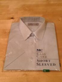 Short sleeved shirt. Still in packaging. Absolute bargain at £1!!