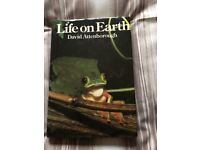 BOOK - LIFE ON EARTH