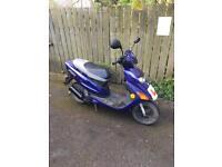 Honda SFX 50 2 Stroke Scooter Moped £345 full mot