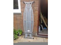 Large metal mesh ironing board. (No cover)