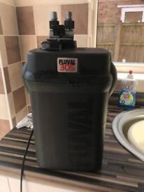 Fluval external 305 filter