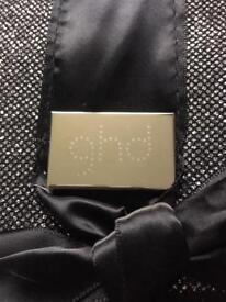 REDUCED- GHD heat mat & travel bag