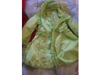 Girls arianna d jacket