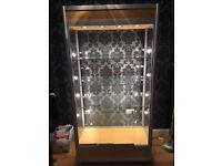 Full Standing Lockable Display Cabinet