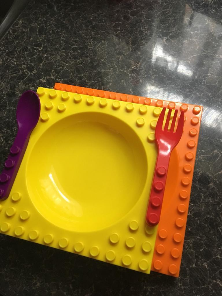 Kids dinner set