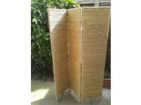 Argos bamboo room divider