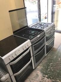 Gas cookers lots at recyk