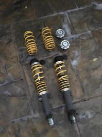 Volkswagen polo lowering suspension kit