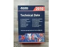 Autodata Technical Data 2010