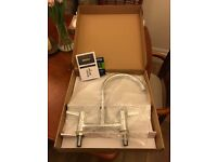 Bristan Deck Sink kitchen mixer tap - brand new and boxed