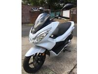 Honda PCX 2016 125 Fully serviced £1999 Piaggio Liberty 125 05 £700 .