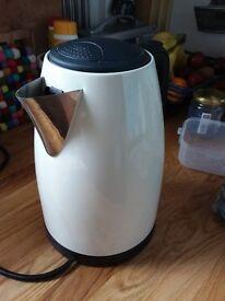Cream electric kettle