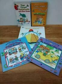 Richard Scarry books set