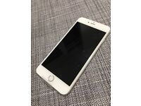 iPhone 6 PLUS 128GB - silver - BRAND NEW!!