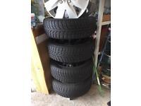Cli0 winter tyres