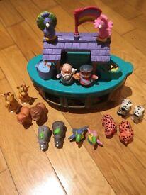 Fisher Price Noah's Ark Toy Set