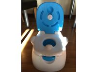 Munchkin 3 in 1 odour eliminating potty seat