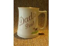 Dad's Pint tankard