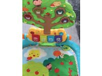 V Tech Glow and Giggle Playmat