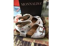 Mona Lisa girls sandals