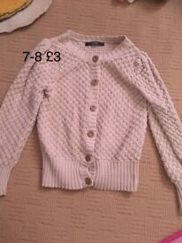 Girls 7-8 yrs 8-9 clothes