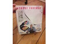 Unused George Forman grill