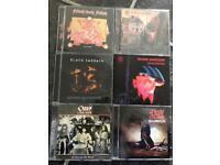 Black Sabbath CDs