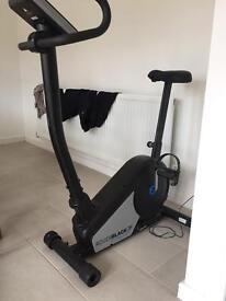 Upright Exercise Bike Roger Black Fitness