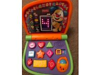 Fisher Price my first laptop great condition