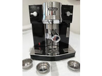 DeLonghi Espresso and Cappuccino maker Coffee maker EC820