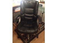 Luxury desk chair