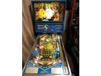 Mr & Mrs Pacman Vintage Pinball Machine