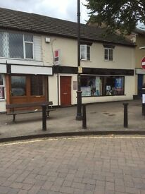 Retail Shop to let Leominster Herefordshire