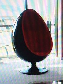 Retro Egg Chair