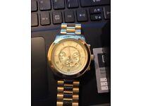 Men's Michael Kors watch for sale
