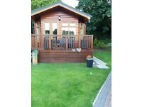 Luxury Wooden Bespoke Richmond Holiday Lodge for Sale
