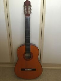 Hohner model MC - 05 classical guitar for sale excellent condition.