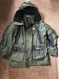 Carp kinetics fishing jacket 3XL
