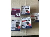 5 Canon ink cartridges for sale